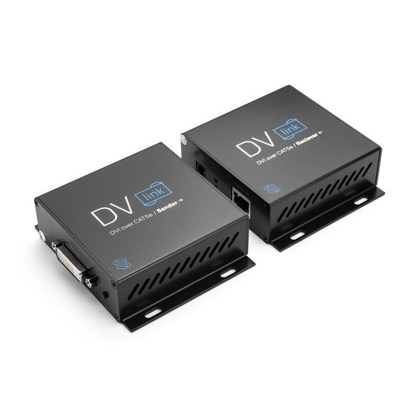 DV-Link DL10 by Sewell DVI over cat5e/6, 160 ft.