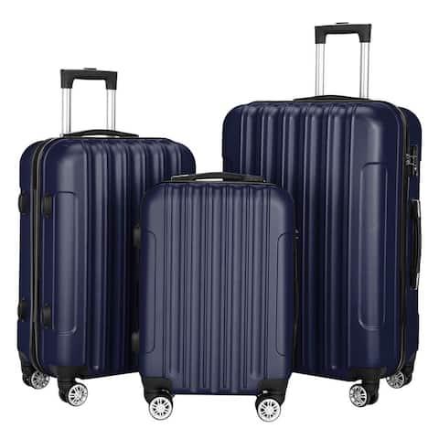 3-in-1 Multifunctional Large Capacity Traveling Storage Suitcase