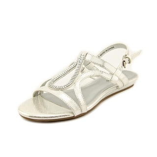 Bandolino Aftershoes Open-Toe Synthetic Slingback Sandal