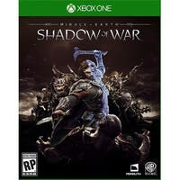 Middle Earth Shadow Of War - Xbox One (Refurbished)