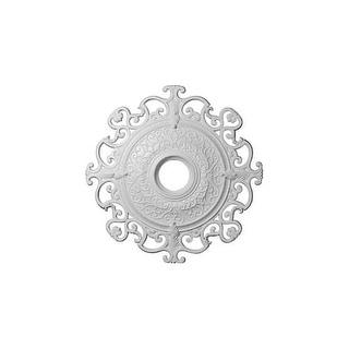 "Ekena Millwork CM38OL 38.375"" Wide Orleans Ceiling Medallion"