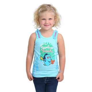 Toddler Girls Finding Dory Fashion Tank