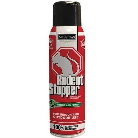 Messina Wildlife RS-U-SC1 Rodent Repellent Aerosol Spray