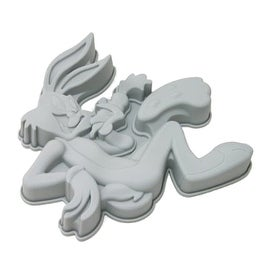 Large Warner Brothers Bugs Bunny Silicone Baking Mold