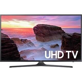 Samsung UN50MU6300FXZA 50-inch Class MU6300 6-Series Flat UHD LED Smart TV w/ Built-In Wi-Fi