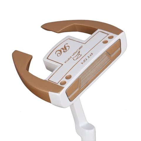 Ray Cook Ladies RC PT 04 Putter *GOLD*