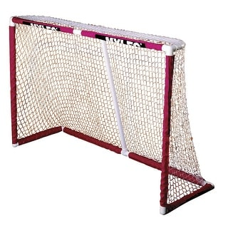 Mylec Net for Official Hockey Goal, 48 x 72 Inches, Replacement Net Only