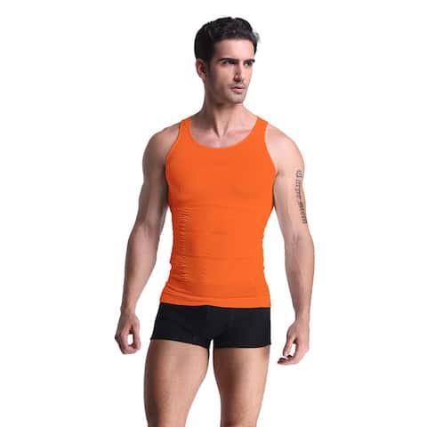 Men's Compression & Body Support Undershirt