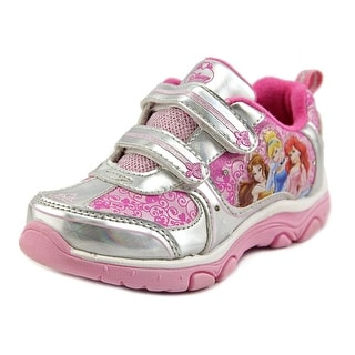 Disney Princess Sneaker Youth Round Toe Synthetic Pink Sneakers