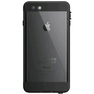 LifeProof N??????D WaterProof Case for Apple iPhone 6s Plus - Black