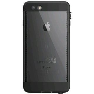 LifeProof Nuud WaterProof Case for Apple iPhone 6s Plus - Black