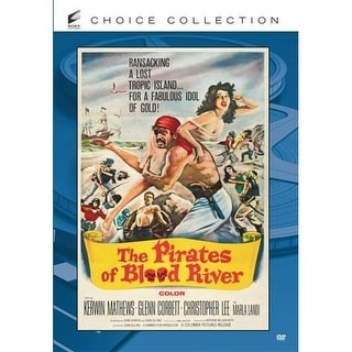 Pirates of Blood River, The DVD