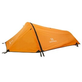 Winterial Single Person Tent, Personal Bivy Tent. Lightweight 2 Pounds 9 Ounces