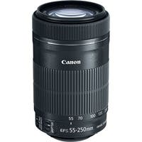 Canon EF-S 55-250mm f/4-5.6 IS STM Lens (International Model)