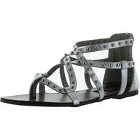 Dollhouse Women's Gladiator Sandal