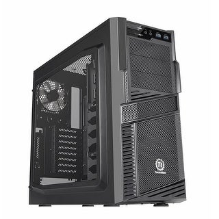 Thermaltake Commander G42 Window Mid Tower Gaming Chassis Pc Case