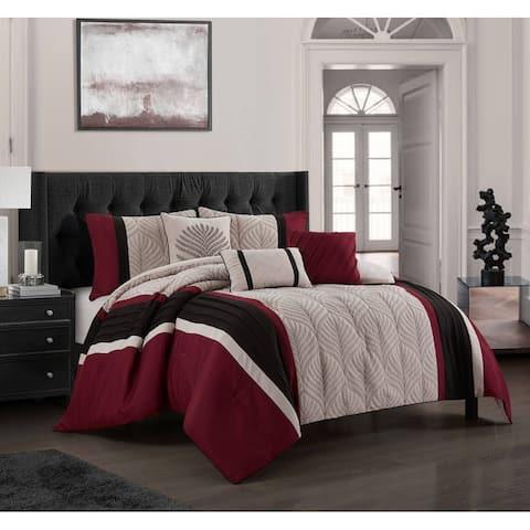 Grand Avenue Lavinia 6- Piece Comforter Set