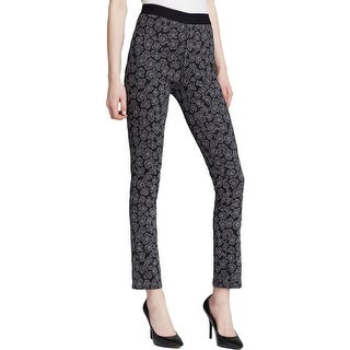 Marc by Marc Jacobs Womens Leggings Jacquard Floral Print