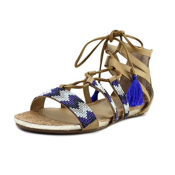 804c546fdb5c Shop Kenneth Cole Reaction Lost Look 2 Almond Sandals - Free ...