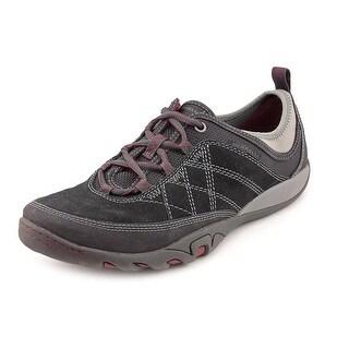 Merrell Mimosa Glee Round Toe Suede Walking Shoe