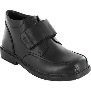 Umi Boys' Stanton I Black Leather