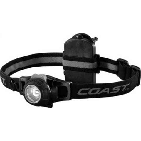 Coast TT7497CP LED Focusing H7 Head Lamp with Variable Light Output