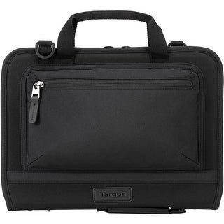 "Targus TKC006 Carrying Case (Briefcase) for 13.3"" Notebook - Black - Drop Resistant, Skid Resistant, Knock Resistant, Scratch Re"