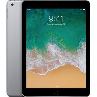 Apple - iPad (Latest Model) with Wi-Fi - 128GB - Silver