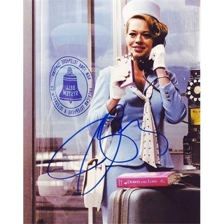 Sign Here Autographs 4422 Jeri Ryan In-Person Autographed Photo