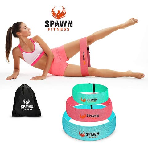 SPAWN Fitness Resistance Bands
