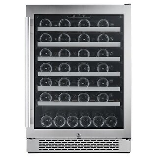 Avallon AWC241SZRH 24 Inch Wide 54 Bottle Capacity Single Zone Wine Cooler with