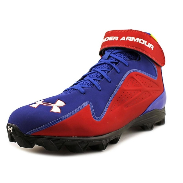 Under Armour Team Renegade MR Men Red/Ryl/Wht Cleats
