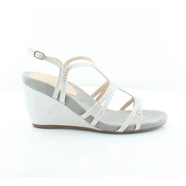 Touch of Nina Shena Women's Heels Silver Johnson