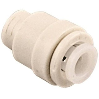 "Watts PL-3047 Push-Fit Plastic End Stop, 1/4"" OD"