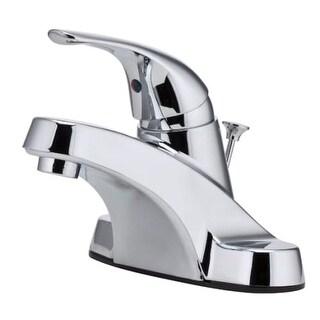 Pfister LG142-7000 Pfirst Series Centerset Bathroom Sink Faucet