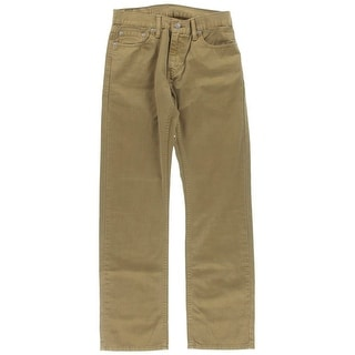 Levi's Mens 514 Twill Slub Straight Leg Jeans - 29/32