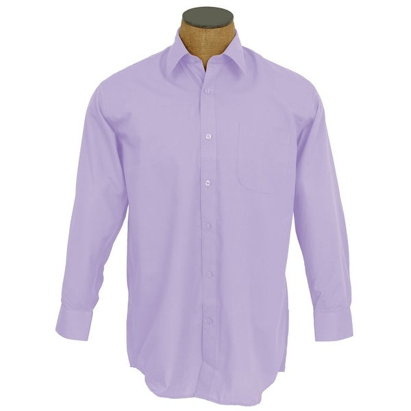 c1f0aeda6584 Purple Shirts | Find Great Men's Clothing Deals Shopping at Overstock