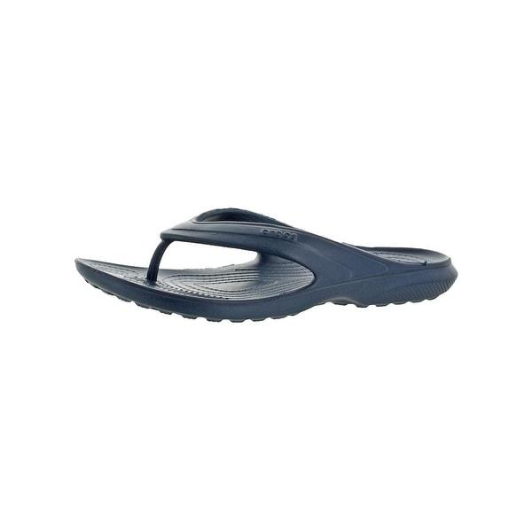 f3c9ff569c98e Shop Crocs Classic Flip Flip-Flops Thong Croslite - Ships To Canada ...