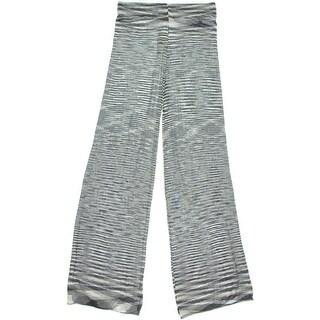 Moon & Meadow Womens Lounge Pants Knit Wide Leg