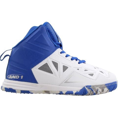 AND1 Chaos Kids Boys Basketball Sneakers Shoes Casual -