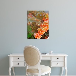 Easy Art Prints Danielle Harrington's 'Luxurious I' Premium Canvas Art