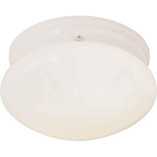 Forte Lighting 6003-3 Functional Flushmount Ceiling Fixture from the Close to Ceiling Collection