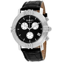 Roberto Bianci 0.25ct Diamonds Women's Medellin RB18490 Black Dial watch