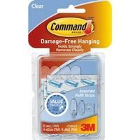 3M Command Clr Refill Strip