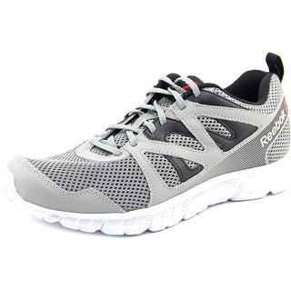 Reebok Run Supreme 2.0 4E Round Toe Synthetic Sneakers