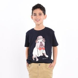 The Original Navy Dog T-Shirt