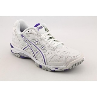 Asics Gel-Game 3 Round Toe Synthetic Tennis Shoe