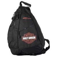 Harley-Davidson Bar & Shield Sling Backpack BP1957S-ORGBLK