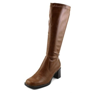 A2 By Aerosoles Make Two W Square Toe Synthetic Knee High Boot