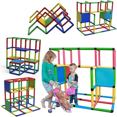 "Funphix Create and play Life Size Structures ""Classic Set"""